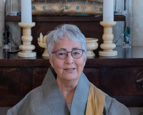 Zen Master Hyon Ja | Kwan um Zen School Europe, Zen Centre Vienna