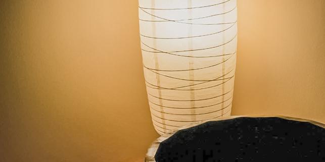 Dharma Room, Bell © Jan Sendzimir @ Vienna Zen Centre